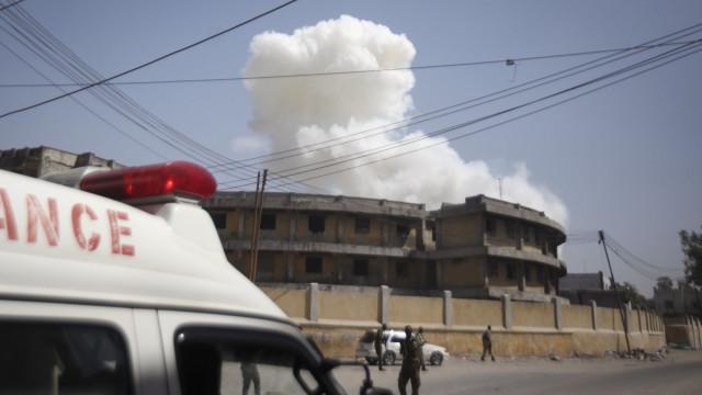 Duplo atentado terrorista na Somália mata 20 pessoas
