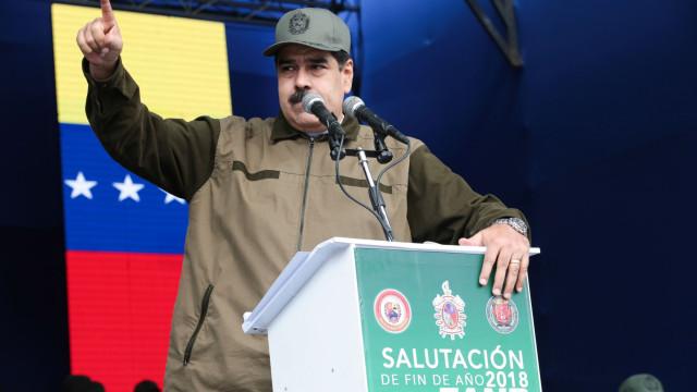 Maduro: projetos de Bolsonaro, Duque e Macri são inviáveis