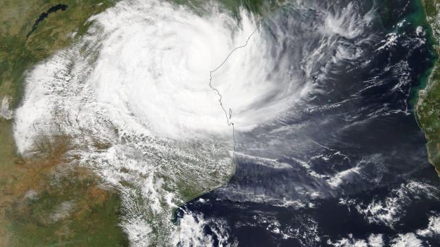 Ciclone provoca ao menos 19 mortos em Moçambique