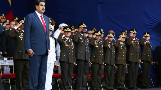 Maduro acusa EUA de usarem sanções para roubarem petróleo