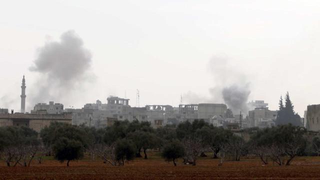 EUA bombardeiam infraestrutura na Síria de milícias apoiadas pelo Irã