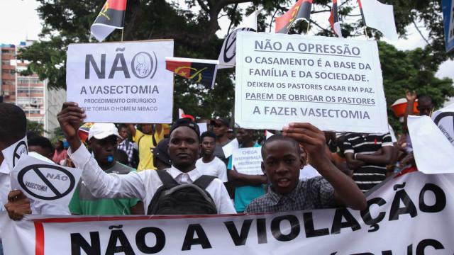 Esposas de pastores angolanos da IURD contestam prática de vasectomia