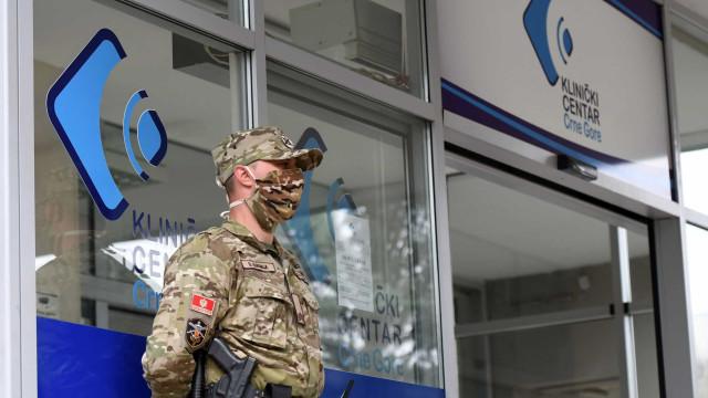 Montenegro diz estar 'livre do coronavírus' após 20 dias sem contágios