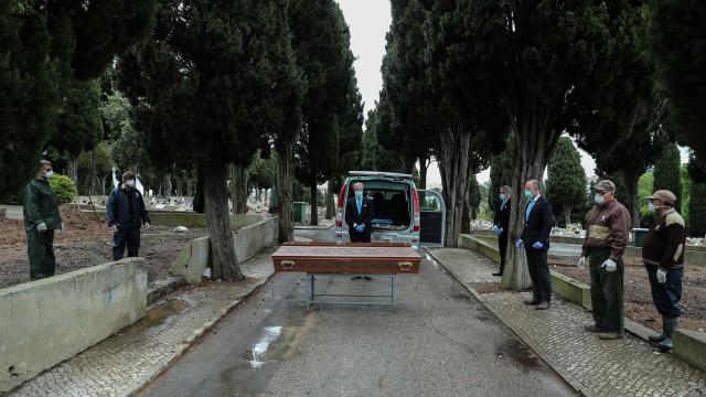 Covid-19: UE registou 168 mil mortes suplementares entre março e junho