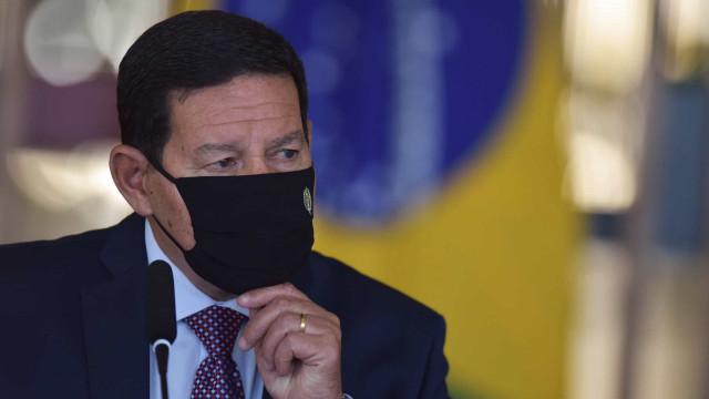 Vice-presidente diz que eleições não afetarão relações do Brasil com EUA