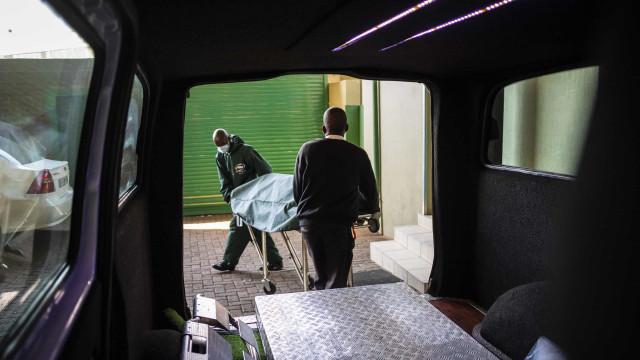 África com mais 225 mortos e 7.837 casos de Covid nas últimas 24 horas
