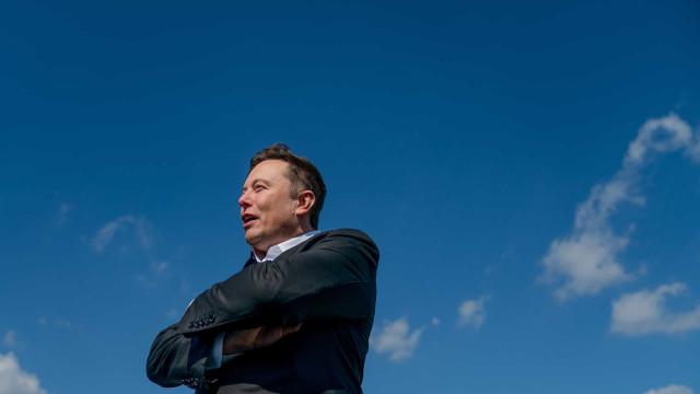 Elon Musk torna-se o segundo homem mais rico do mundo