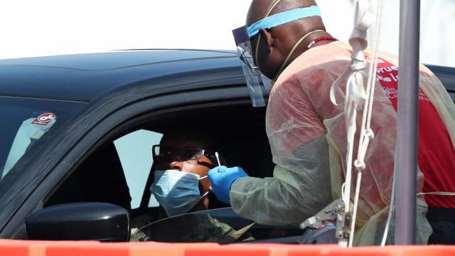 EUA registram 846 mortos e 33.720 casos nas últimas 24 horas