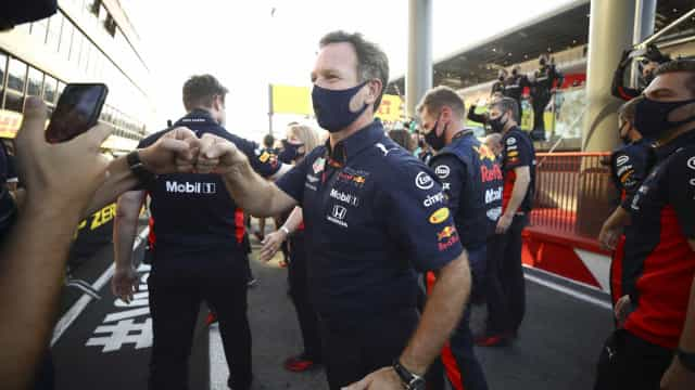 Sete casos positivos de Covid-19 na última bateria de testes na Formula 1