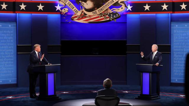 Pesquisa aponta empate técnico entre Trump e Biden na Carolina do Norte