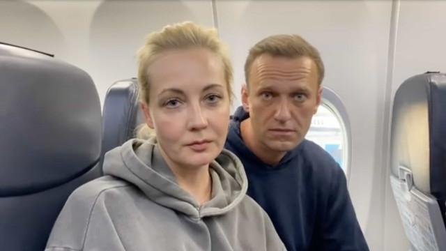 União Europeia pede à Rússia que liberte 'imediatamente' de Navalny