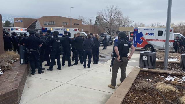 Dez mortos após tiroteio em supermercado dos Estados Unidos