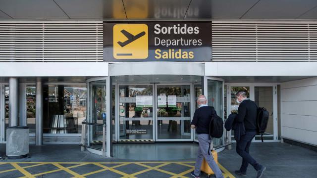 Espanha prolonga restrições para voos do Brasil e da África do Sul