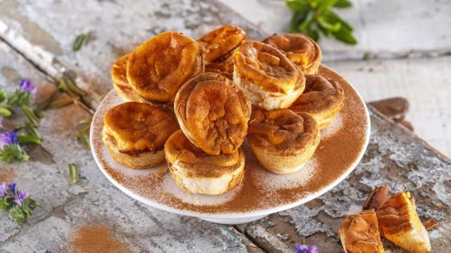 Aprenda a fazer deliciosos pastéis de nata