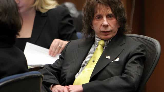 Morre Phil Spector, o produtor de 'Let it Be' dos The Beatles