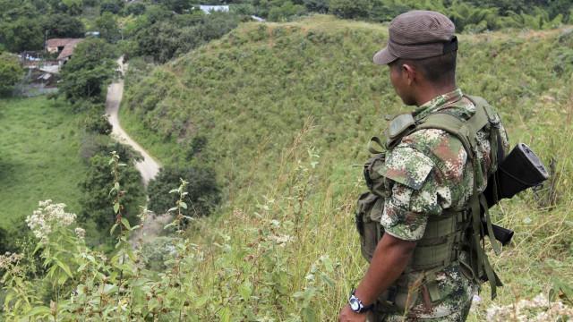 11 dissidentes das FARC são mortos em operação militar na Colômbia