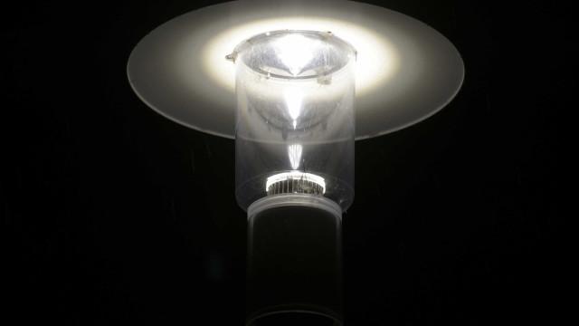 Consumo de energia elétrica sobe 2,3%