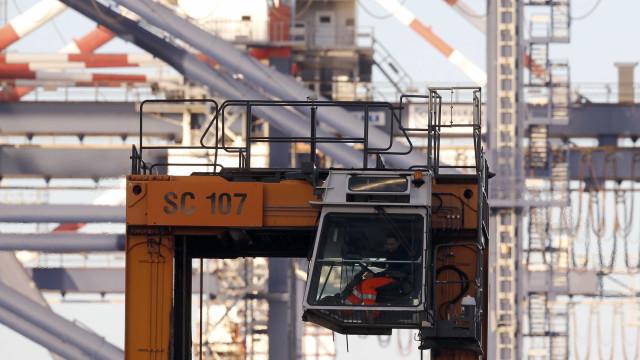 Mais de 85 milhões de toneladas de carga em nove meses