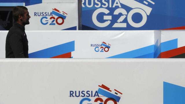 G20: 11 países a favor de ação militar na Síria
