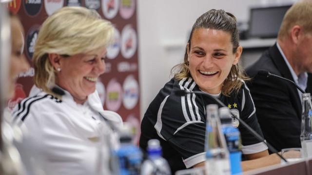 Goleira alemã é eleita a melhor do futebol europeu