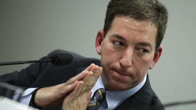 PF diz que não há inquérito policial para apurar conduta de Greenwald