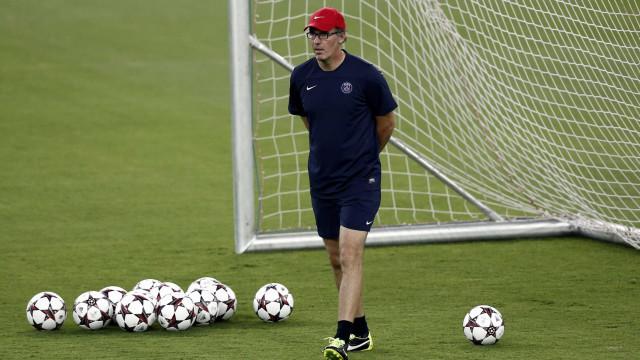 Com PSG em grande fase, Laurent Blanc renova contrato por mais 2 anos