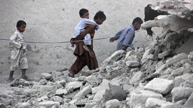 Ataque deixa ao menos seis mortos no Paquistão