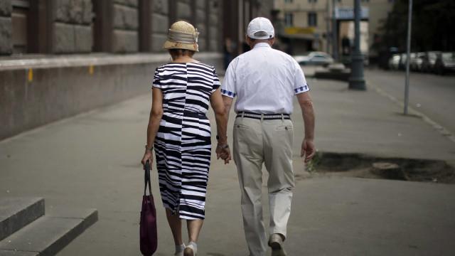 Inflação sobe menos para os consumidores da terceira idade
