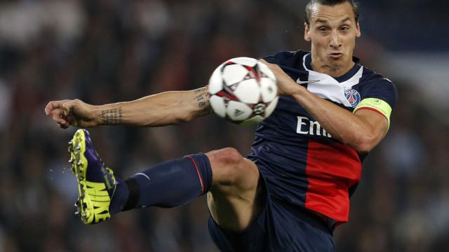 PSG goleia e segue tranquilo na liderança do Francês