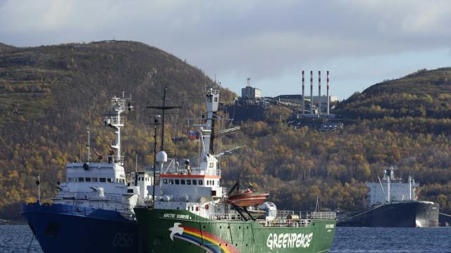 Holanda inicia processo contra Rússia após incidente com navio