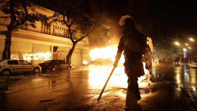 Manifestações no Rio vão ser filmadas pela Polícia Civil
