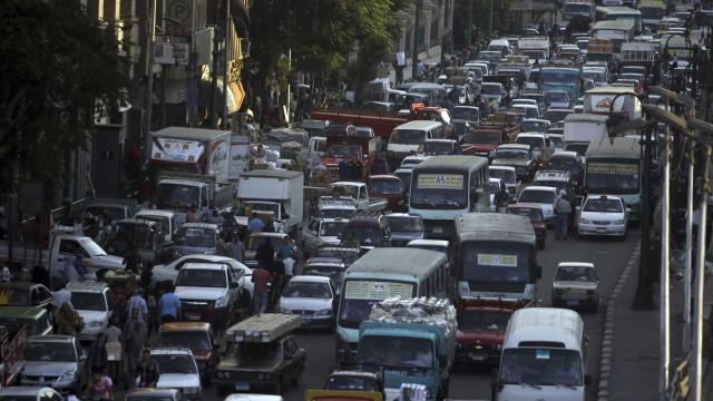 Poluição do ar na Europa continua muito elevada