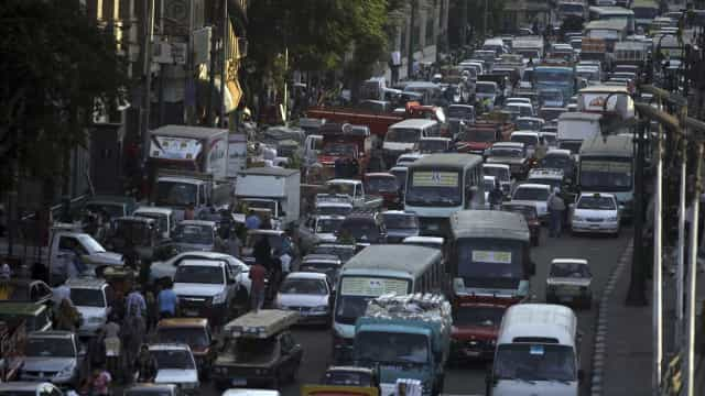 Congestionamento na capital paulistaée recorde no ano