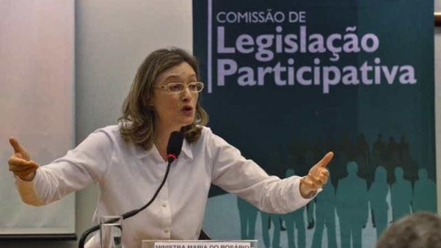 Maria do Rosário diz ter sido ameaçada de morte em shopping