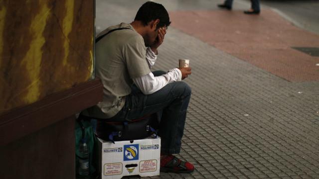 Política para moradores de rua  não foi implementada no Rio