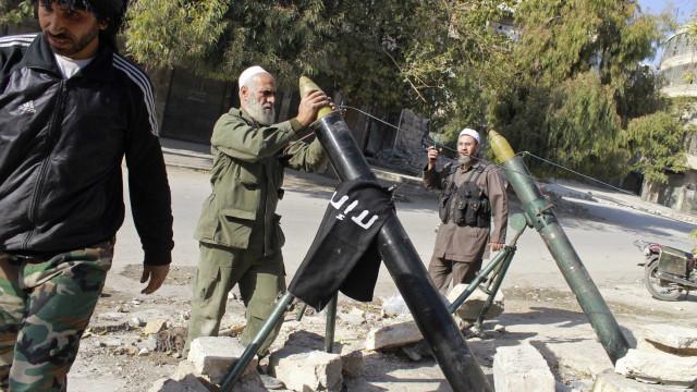 Opaq informou que a Síria destruiu fábricas de armas químicas