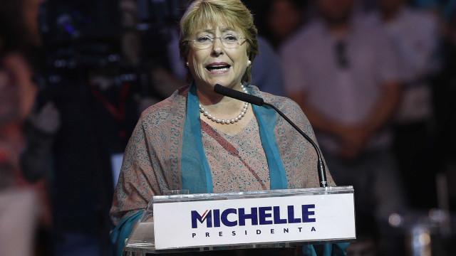 Bachelet assume terça-feira segundo mandato na Presidência do Chile