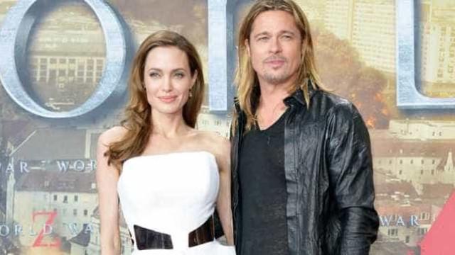 Filhos de Angelina e Brad deram muita risada ao ver os pais 'brigando' no cinema