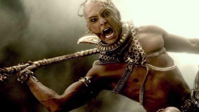 """Veja o trailer legendado do novo """"300"""", com Rodrigo Santoro"""