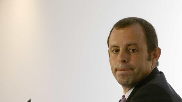 Rosell é absolvido em caso da venda de jogos da seleção brasileira