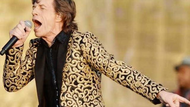 Rolling Stones fazem primeiro show desde morte de L´Wren