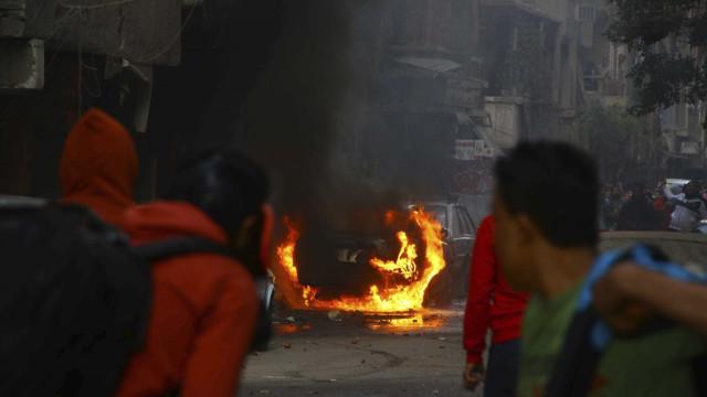 Egito condena 36 pessoas à pena de morte por ataque a igrejas