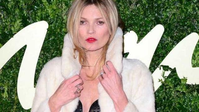 Kate Moss quer ser diretora em Hollywood