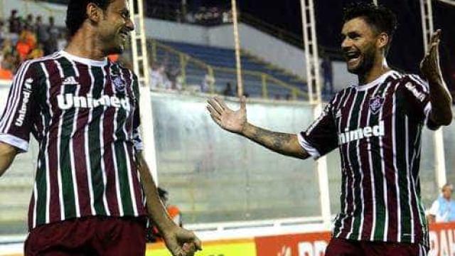 Botafogo é alvo preferido de Fred