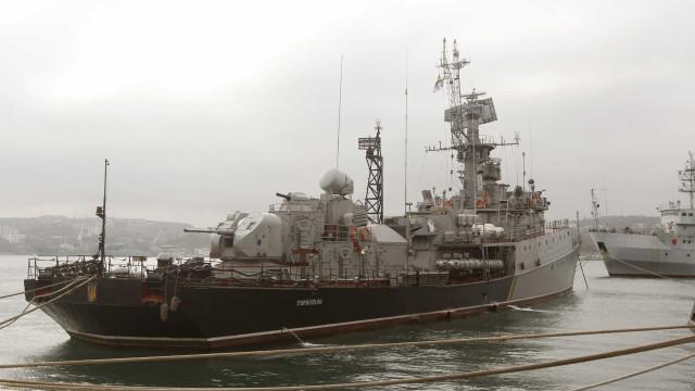 Captura de navios ucranianos pela Rússia eleva tensão na Europa