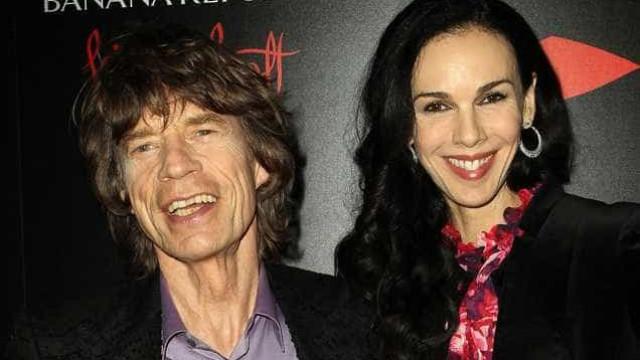 Mick Jagger faz homenagem para a falecida L'Wren Scott