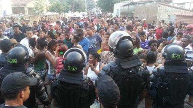 Continua reintegração de posse na zona sul de São Paulo