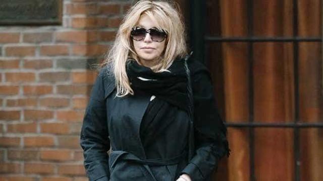 Courtney Love quer ser atriz e não roqueira