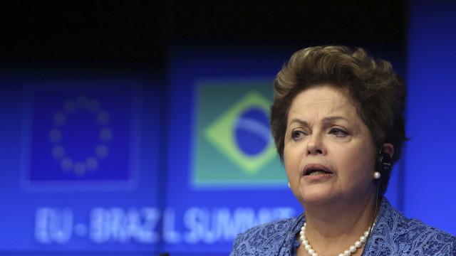 Dilma reitera força contra o racismo na Copa
