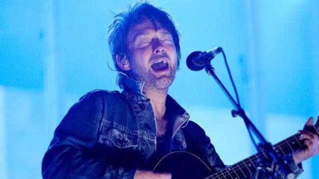 Radiohead constrói climas e emociona em show em São Paulo